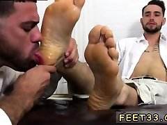 Suck dude dick and toes gay KCs New Foot & Sock Slave
