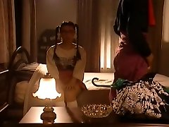 Exotic Japanese chick Mirei Asaoka, Hitomi Shiraishi in Amazing Small Tits, Couple JAV movie