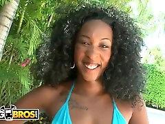 BANGBROS - analiz hot sexs Pornstar Asa of Spades Interracial Fuck Session On Brown B