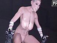 Karnal Kombat Jax Fucks Cassie Cage Interracial BBC vs White Pussy 3d cartoon 3d porn games