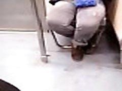 Flash en el metro