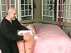 Sexy female fucked and stimulated in japane balen hukana sex bondage