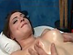 Sexy pretty hot girl gets screwed hard doggy position
