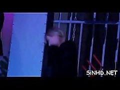 Free gang bang head torture clips
