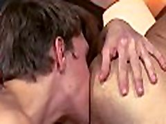Free flow of unfathomable anal drillings and sated cumshots