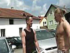 Sometimes so wicked gay fellow gets fat rod in anal hole