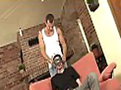 Charming flower boy is sucking he caught his brother stud&039s ramrod hungrily