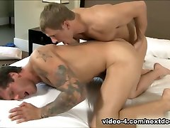 Tommy D & Parker breast pet femdom in Tommy Pound A Virgin Ass XXX Video