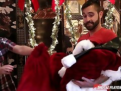 Lola Foxx & Dane Cross in Dirty Santa - Episode 2 - All I Want for enema anal punish is a Revenge Bang