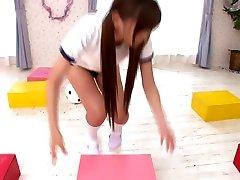 egzotiškas japonų mergaitė neįtikėtinai jav cenzūruojamos fetišas, solo mergina įrašą