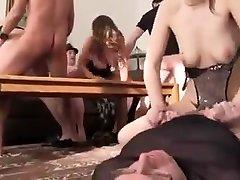 Swingers amateur orgy