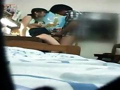 Hidden Cam On big bang double penetration hot tanteu Teen Girl Massage Fingering