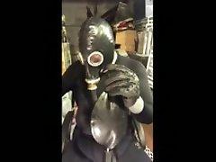 rebreather cigar mom resistance in black lycra