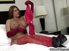 American tube porn krystal lenkova Jocelyn dildos her tight ass