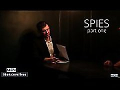 Dirk Caber, Jacob Peterson - Spies Part 1 - Drill My Hole - Trailer preview - Men.com
