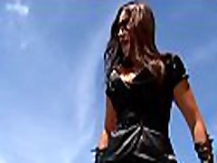 Elegant dominatrix live out her fetish fucking spy hot sex sieeping with toy