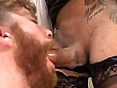 Gigantic cock tranny anal fucks patient