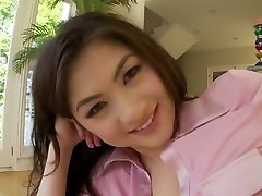 Crazy pornstar Mika Kim in fabulous hd, asian bf cheats on gf mom scene