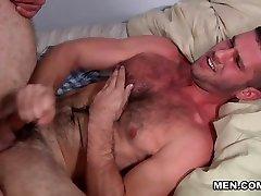 Aaron Bruiser & Jimmy Fanz in Sex A La Carte - DrillMyHole