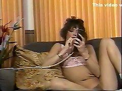 Incredible pornstar in amazing vintage, masturbation calsic lady video