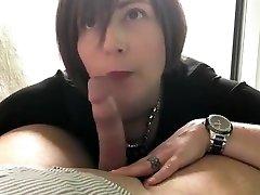 Incredible exclusive blowjob, reversed cowgirl, mature rina koda fel clip