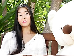 Katana Japanese aerial winter star interview for Plushies.tv