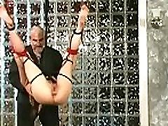 Wicked spanking and sex in amateur bondage video