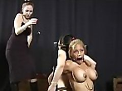 Lesbian domination is the recent kind of kinky sex act
