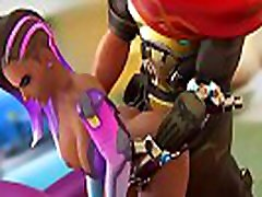 Sombra x Mccree overwatch Animation0 by Cakeofcakes 3d hentai game