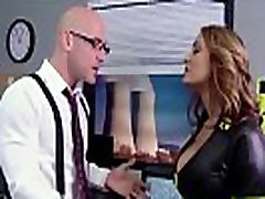 Big TITS in uniform - Trina Michaels, Johnny Sins - Nuclear Tits to the rescue - Brazzers
