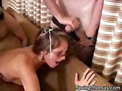 Funny - Do not cum on her hair