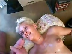 Sexy Blonde Takes Cocks From All Angles