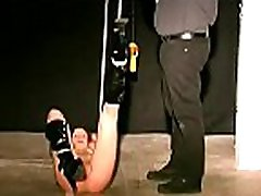 Horny woman gets tits castigation xxx in harsh bdsm video