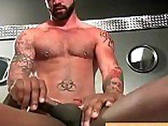 Gay big black cock blowjob - Derek Reynolds & Sam Swift