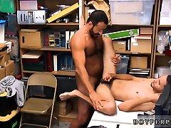 Sexy gay cops jerking off home porn 21 yr old dark-hued