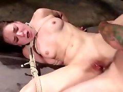 Hard Fucking in Tight Bondage!