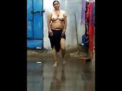 nika noire two wife sahr jay dance in rain