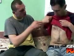 Skinny Gay Bears Oral Encounter