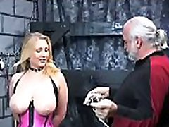 Extreme thraldom video with cutie obeying the dirty play