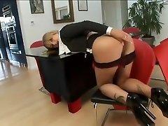 Crazy pornstar in exotic tattoos, blonde porn scene