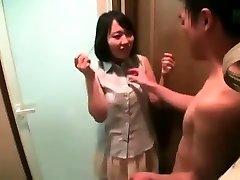 Japanese av model in school uniform hardcore orgy