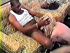 MILF Vintage Interracial Fuck