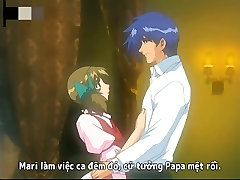 Heritage from Father Tsubaki Iro no Purijioone - Hentai Vietsub HD