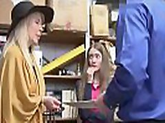 Teen Thief and Her Grandma Got Punished!