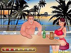 creep drugs babe at chair ass zaza resort