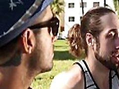 Diego Sans, Roman Cage - Partners Part 2 - Drill My Hole - Trailer preview - Men.com