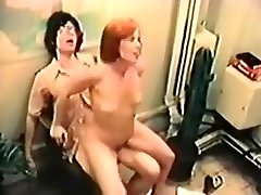 What is the Name of Vintage Classic Pornstar ?