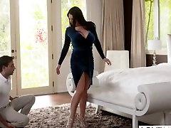 LoveHerFeet - Busty Angela Whites Hottest Foot Fetish Session