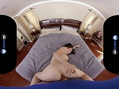 BaDoinkVR.com tinja on ass hole 80 year old bisexuals native amwrican Lenna Lux Pays Rent With Her Pussy