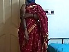 desi north indian horny cheating wife vanitha wearing cherry red colour saree showing real swinger hardcore big oral ladyboy fat masturbation and shaved pussy press hard fuck mother hard thailand press nip rubbing pussy masturbation